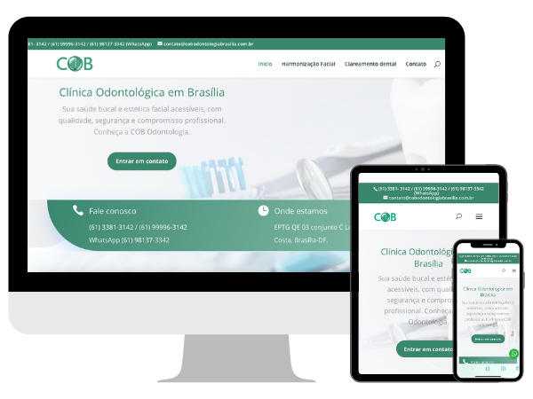 Cob Odontologia Brasília